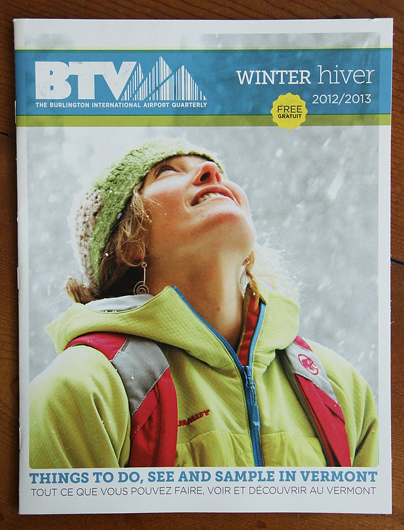 BTV Magazine - Cover Photo