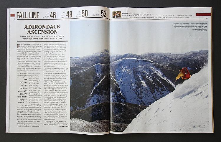 Powder Magazine - Fall 2012