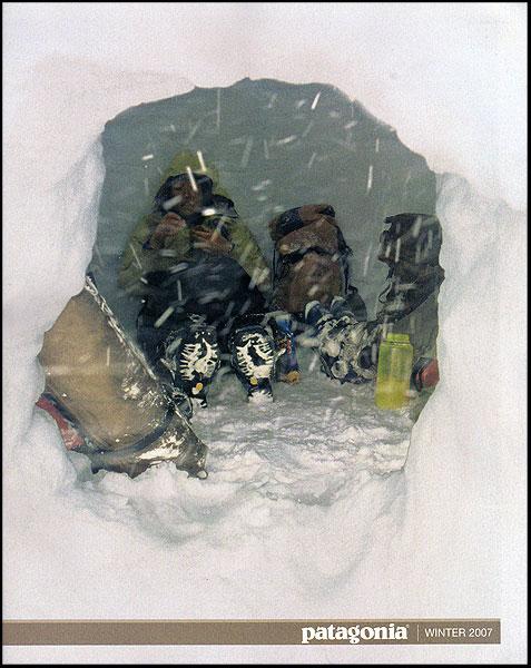 Patagonia Catalog - Cover - Winter 2007