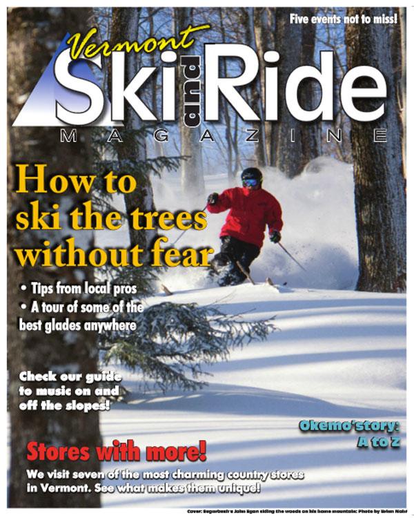 VT Ski & Ride - Cover - Wint 2012