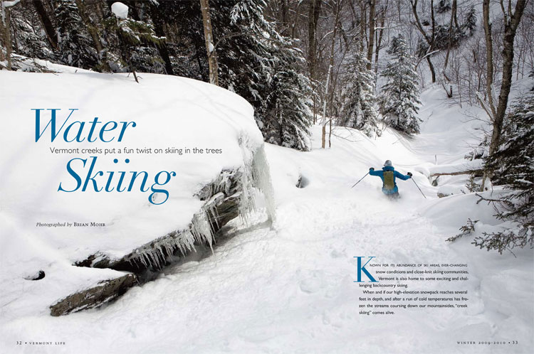 Vermont Life - Feature Story - Winter 09-10