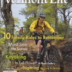 Vermont LIfe - Cover- Spring 2008