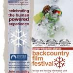 Winter Wildlands Alliance - Film Fest Ad Campaign
