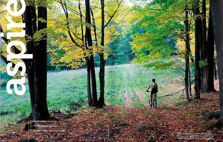 Women's Adventure - Featured Photo - Fall 2011