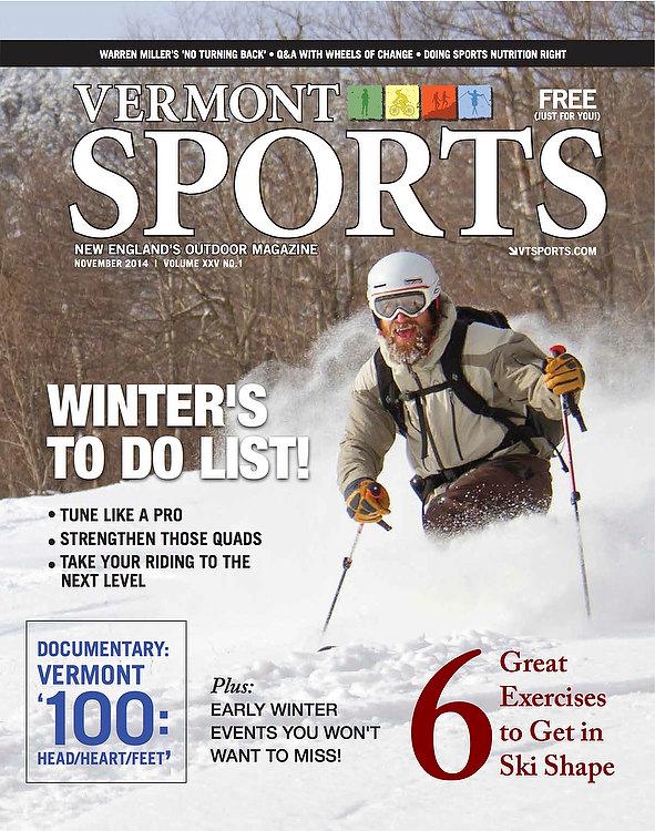 VT Sports Magazine - Nov 2014