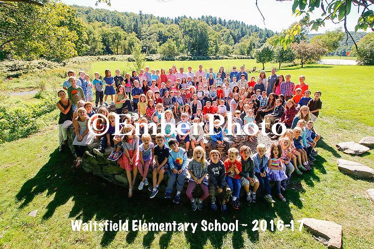 Waitsfield Elementary School 2016