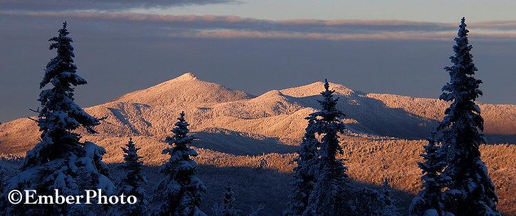 Vermont Alpenglow